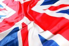 UK, British flag, Union Jack. The UK, British flag, Union Jack Royalty Free Stock Photography