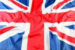 UK, British flag, Union Jack. The UK, British flag, Union Jack Royalty Free Stock Images