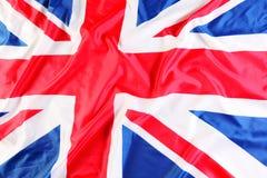 UK, British flag, Union Jack Stock Photos