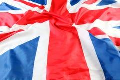 UK, British flag, Union Jack. The UK, British flag, Union Jack Stock Image