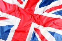 UK, British flag, Union Jack. The UK, British flag, Union Jack Stock Images