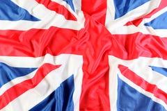 UK, British flag, Union Jack. The UK, British flag, Union Jack Stock Photos