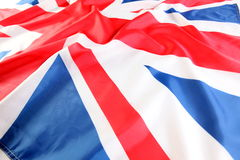 UK, British flag, Union Jack royalty free stock photography