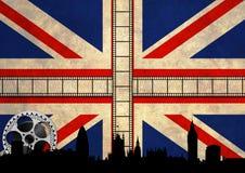 UK cinema Stock Images