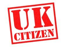 UK CITIZEN Stock Image