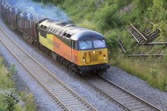 UK Class 56 56105 Royalty Free Stock Photo