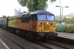 UK Class 56 56105 Stock Photo