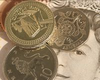 UK currency Stock Images