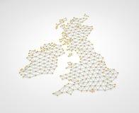 UK 3D Arkivfoton