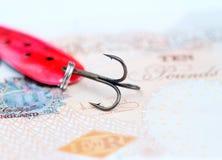 UK debt Royalty Free Stock Image