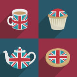 Uk decorations Stock Image