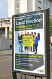 UK Elections Royalty Free Stock Images