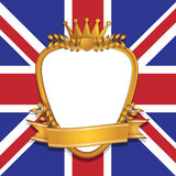 Uk emblem Stock Photo
