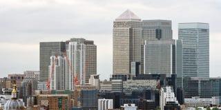 uk England kanarowy nabrzeże Europe London fotografia royalty free