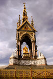 UK England London Albert Hall Memorial Stock Photos