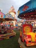 UK, England, Nottingham, Goose Fair Stock Photography