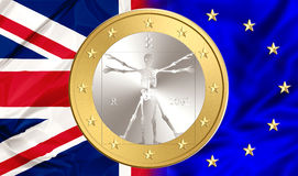 UK Europe Brexit Stock Images