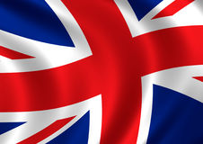 UK flag Stock Photos