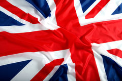 UK flag Royalty Free Stock Photos
