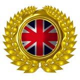 UK flag Stock Photos