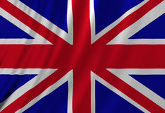 UK flag Stock Images