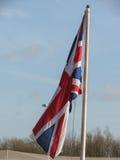 UK flag Royalty Free Stock Images