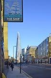 UK_GB_London Foto de Stock Royalty Free