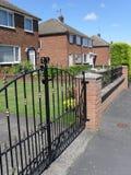 Uk house gate