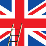 UK imigration concept Royalty Free Stock Image