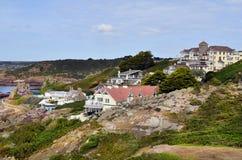 UK Jersey ö fotografering för bildbyråer