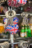 London UK souvenirs Keyring Stock Photos