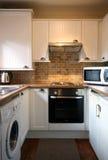 UK Kitchen Royalty Free Stock Photography