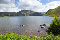 UK Lake District mountains and fells Ennerdale Water National Park Cumbria England uk Royalty Free Stock Photos