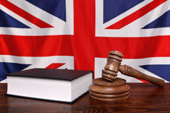 UK law Stock Images