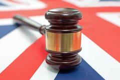 UK law Stock Photography