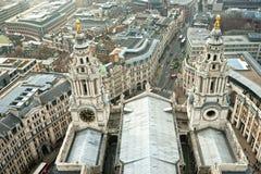 uk London katedralny st Paul Zdjęcie Stock