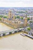 uk London widok Zdjęcia Stock