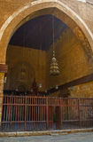 Łuk meczet Obraz Royalty Free