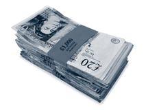 UK money Royalty Free Stock Photography