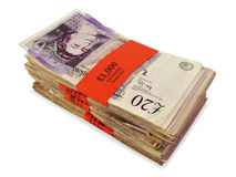 UK money Stock Photos