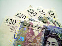 UK money Stock Images