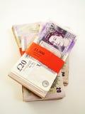 UK money Stock Images