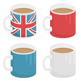 Uk mug Royalty Free Stock Photos