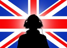 UK Music Royalty Free Stock Photography