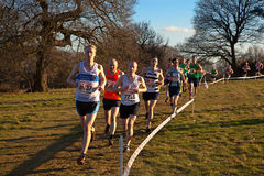 UK National Cross Country Championships 2012 Stock Photography