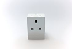 UK Plug Adaptor stock photos