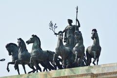 Łuk pokój statua Zdjęcia Royalty Free