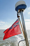 UK Red Ensign Stock Images