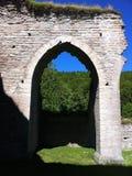 Łuk ruina Obraz Stock