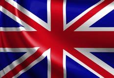 UK sjunker stock illustrationer